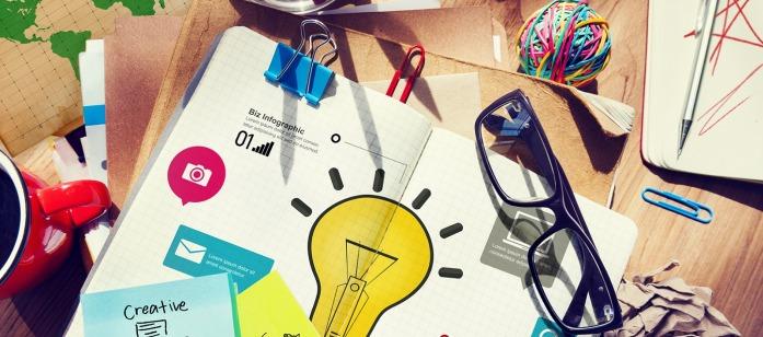 Ideias Promissoras x Serviços Inovadores.